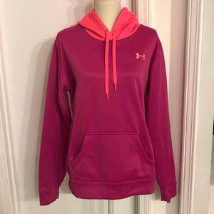 Under Armour women's pullover sweater size L